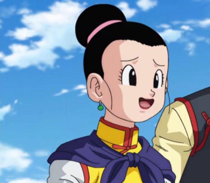 Chi Chi - Dragon Ball Super   Dragon ball super, Dragon