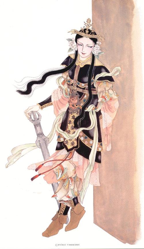 "山岸 涼子 ""日出処の天子""(1980-1984)"