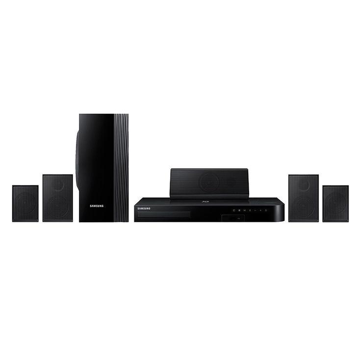 Samsung 5.1 Home Theater System w/ Blu Ray Playback - Sam's Club