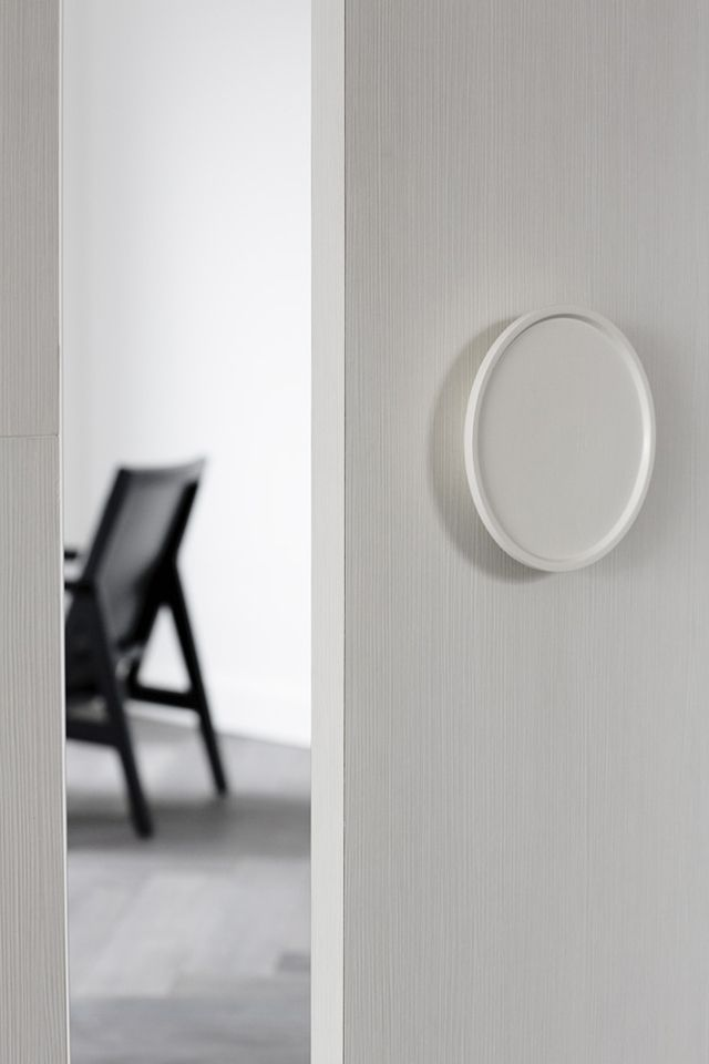 Interia Handles with Chamberlain Javens Architects