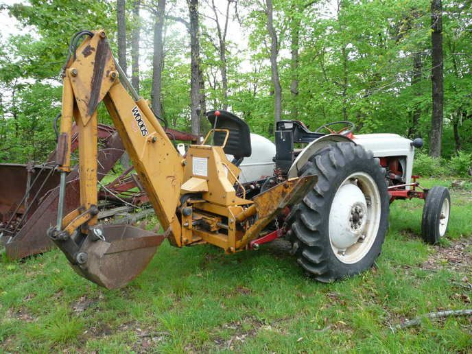 8n Ford Attachments : Images about tractor n on pinterest old