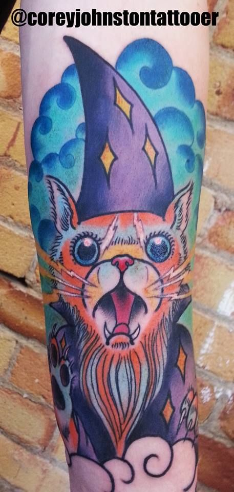 Tattoo by Corey Johnston at Til Death Tattoo NZ for bookings contact corey@coreyjohnstontattooer.com