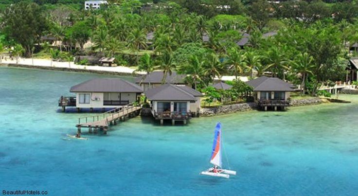 Warwick Le Lagon Resort & Spa Vanuatu (Port Vila, Vanuatu) **** | Beautiful…