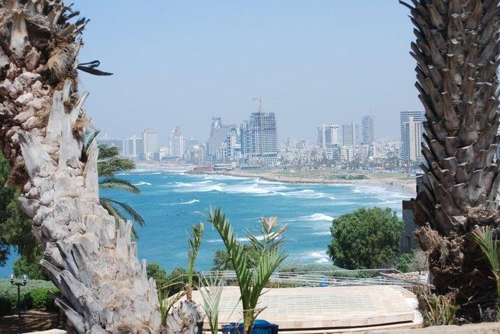 Tel Aviv, Israel. Photo credit: Michelle Collier.
