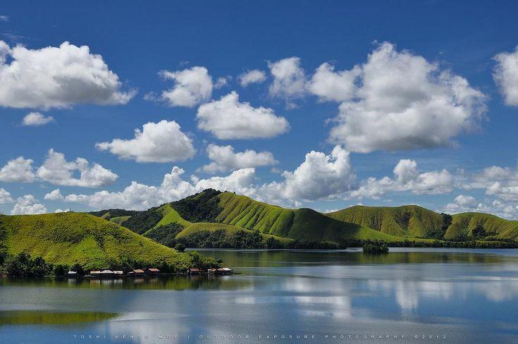 Lake Sentani, Jayapura - PAPUA by TOSHI KENZO MDP™