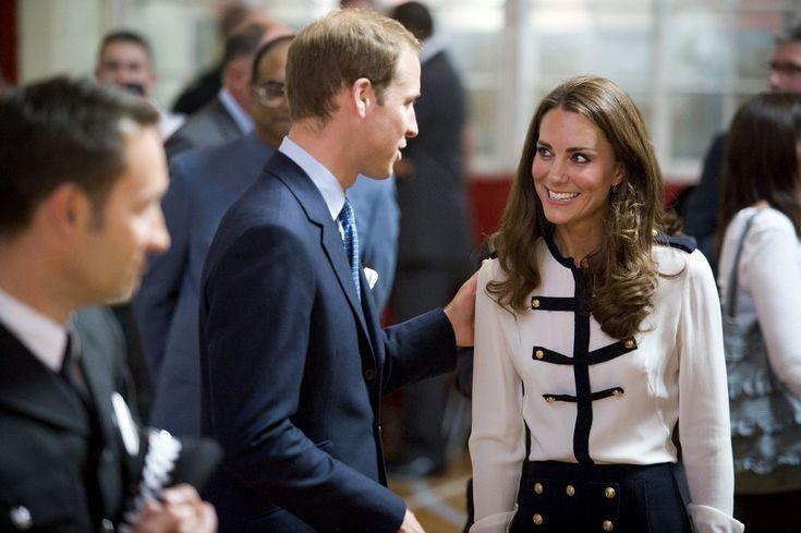 Kate Middleton Photos: Prince William and Kate Middleton Visit Birmingham