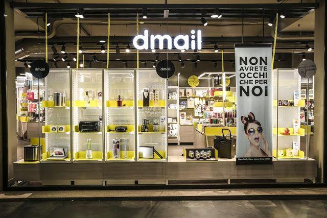 Da Mamma a Mamma.: Inaugurazione new store dmail. Ecco dove trovare g...