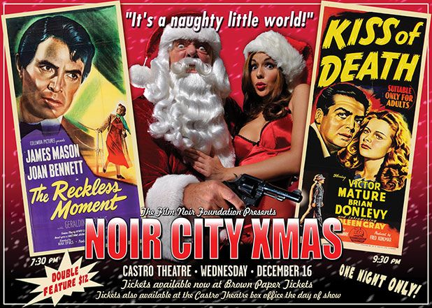 Old movies at the Castro Theatre