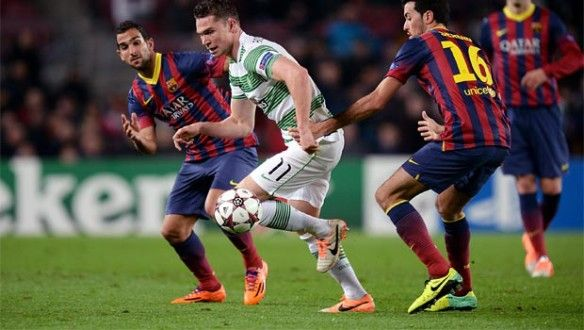 "Celtic manager Neil Lennon admitted his side were ""poor"" in 6-1 hammering by Barcelona as Scottish champions saw their Champions League journey for season come to an end on Wednesday night.  #championsleague #football"