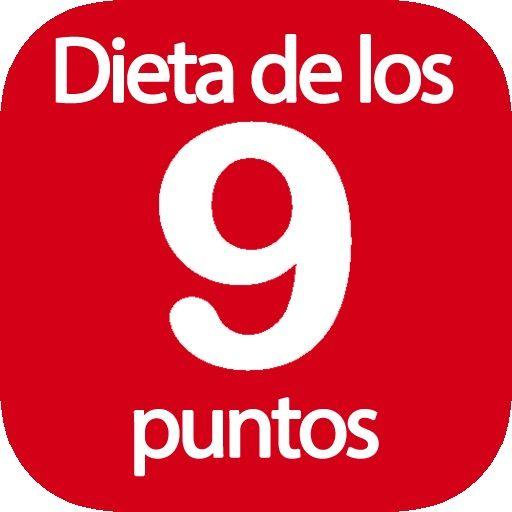 Calculadora de la dieta de los puntos