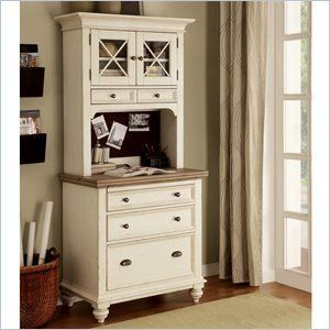 Riverside Furniture Coventry Two Tone Workstation in Dover White by Riverside Furniture. $1509.75. Riverside's products are designed and constructed for use in the home and are generally not intended for rental, commercial, institutional or other applications not considered to be household usage.Riverside uses furniture construction techniques and select materials to provide quality, durability, and value in our products and allows us to meet the wide range of design an...