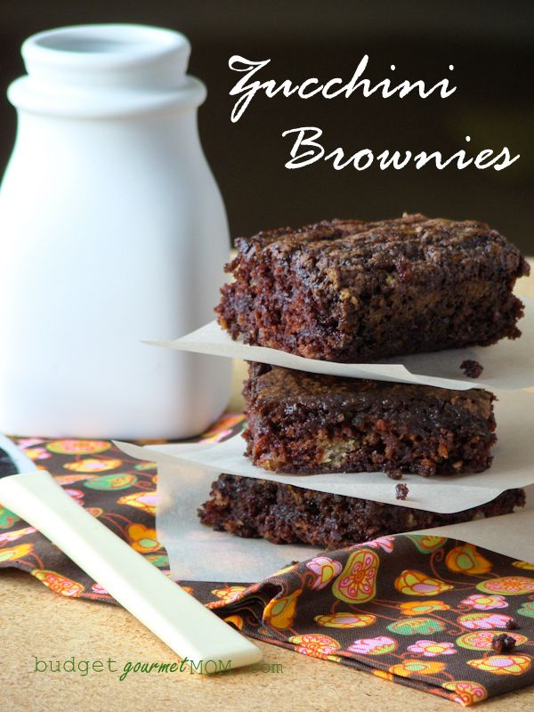 zucchini brownies! perfect for a night in :)    2 cups all purpose flour      1 cup maple syrup/honey or 1 1/2 c. coconut sugar      1 teaspoon salt      1 1/2 teaspoon baking soda      1/4 cup cocoa      2 cups shredded zucchini      2 teaspoons vanilla      1/2 cup coconut oil      2 large eggs