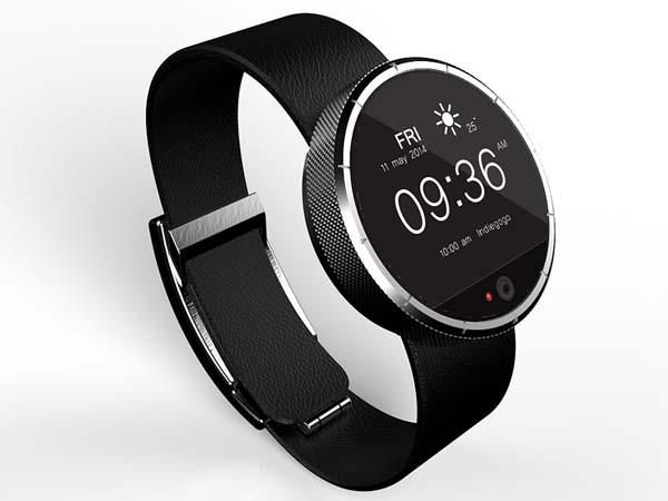 FiDELYS The World's First #SmartWatch with #IrisRecognition - #WearableTech