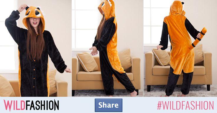 Petrecerile în pijama prind culoare cu cele mai haioase pijamale Kigurumi. Share dacă îți plac!