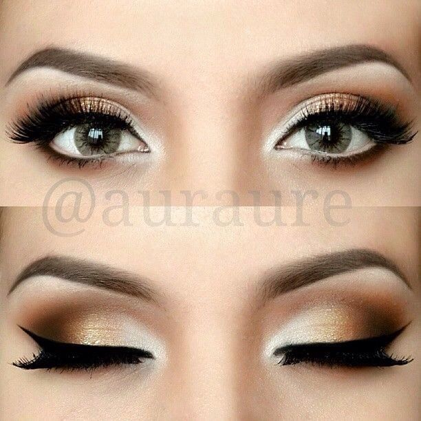 Beautiful Look & perfect for any eye color.