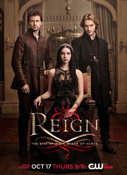 Resultado de imagen de reign poster