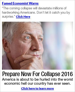 The end of social security. America will collapse soon. Video presentation reveals economic tips to survive the market collapse. Great Depression.