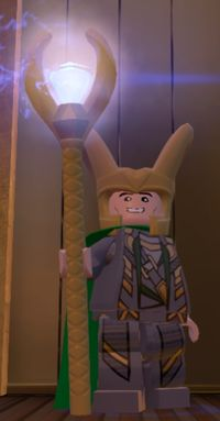 Loki LAUFEYSON | Earth 13122 | Lego Marvel SUPER HEROES