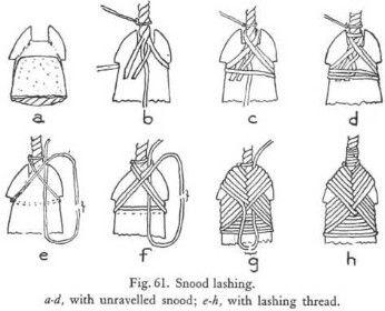 How to Tie the Māori Hei Toki Lashing by TIAT (Video Instructions)