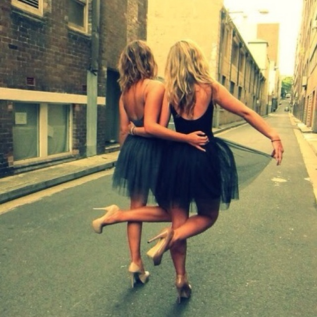 : Best Friends, Bridesmaid Dresses, Friends Pictures, Bestfriends, Girls Night, Tutu Dresses, Bachelorette Parties Ideas, The Bride, The Bachelorette