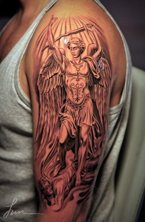 Tattoo by Jun Cha