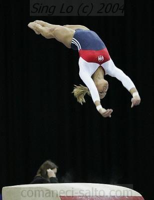 Alicia Sacramone, gymnast, women's gymnastics, WAG, vault