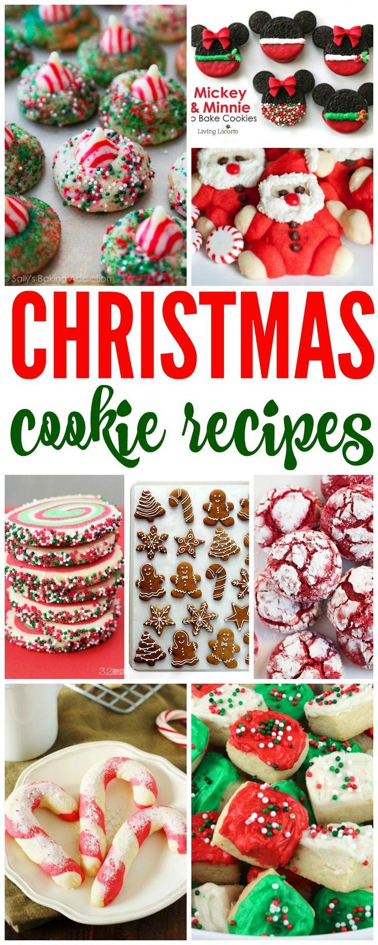 z Christmas Cookies Pinterest