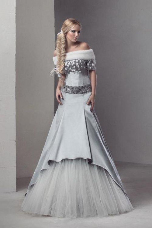 75 best images about wedding russian style on pinterest for Winter style wedding dresses