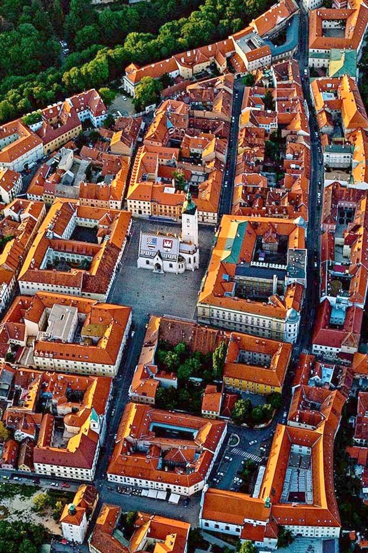 Zagreb Croatie Guide Touristique Francophone De Zagreb Zagreb Croatie Vacances Croatie Touriste