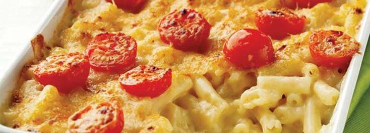Quark Macaroni Cheese Recipe by Graham's The Family Dairy