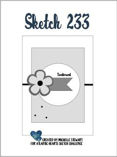 Atlantic Hearts Sketch Challenge : Sketch; Sketch # 233