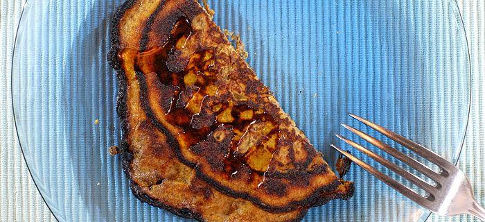 Makkelijke linzenpannenkoekjes, lekker en gezond