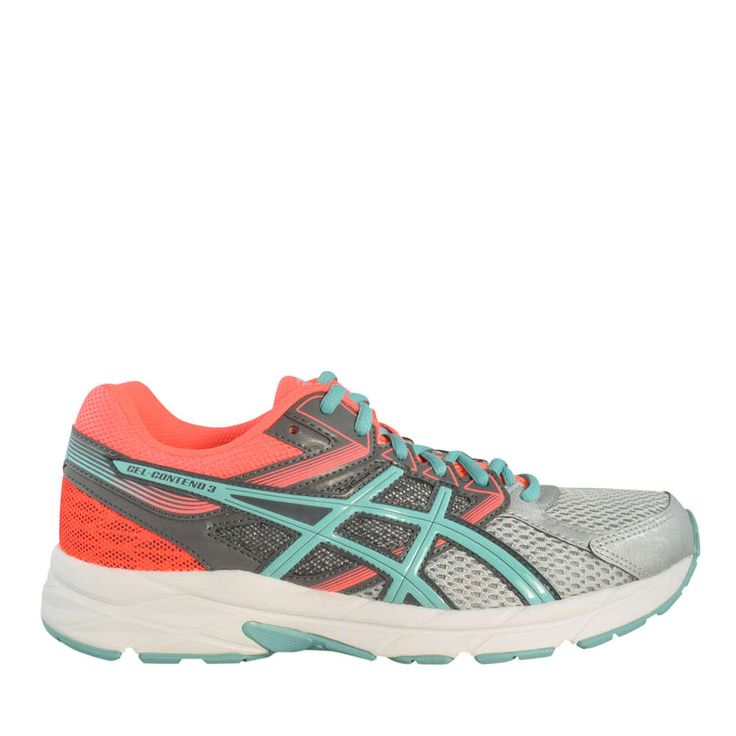 This new version of the popular GEL-Contend™ shoe is designed to provide  ASICS hallmark performance through exceptional cushioning and great fit, ...