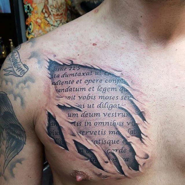 20 Best Bible Verse Tattoo Images On Pinterest