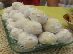 This favorite holiday cookie is known by many different names around the world, such as Mexican Wedding Cakes, Russian Teacakes, Swedish Tea Cakes, Italian Butter Nut, Southern Pecan Butterball, Snowdrop, Viennese Sugar Ball, Sand Tarts, and Snowball. Butterballs. They always contain finely chopped nuts and are twice rolled in powdered sugar. These cookies always seem to be a favorite of men and also a favorite Christmas Cookie. This recipe is originally from a 1950's Betty Crocker's ...
