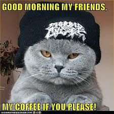Guten Morgen Freunde, ich wünsche euch einen schönen Samstag. Liebe Grüße Eure Sigrun  Good morning friends, I wish you a beautiful Sunday. Greetings your Sigrun