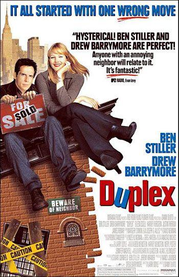 Ben Stiller and Drew Barrymore in Duplex | Movie ...