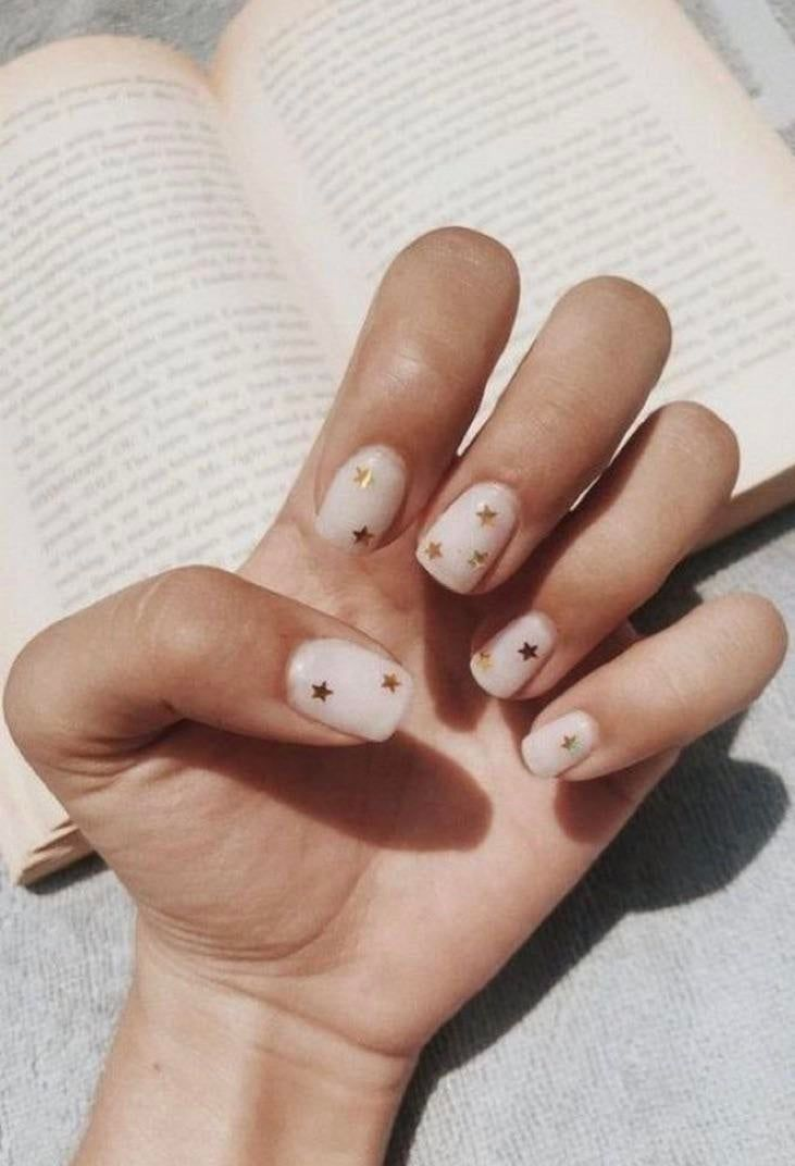 How would I dupe this nail look?