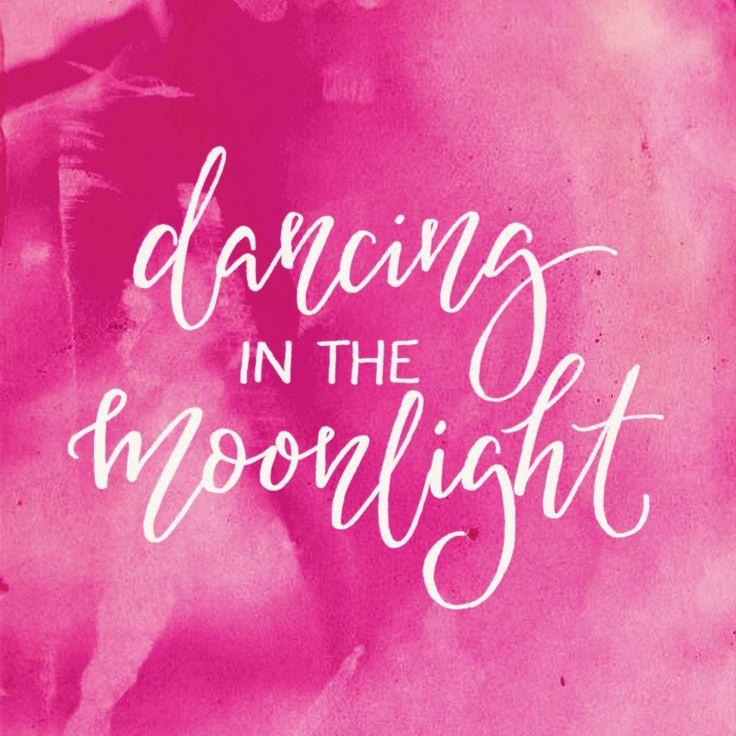 dancing in the moonlight x