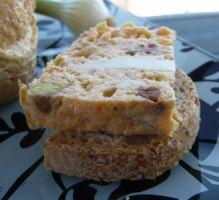Recette - Terrine de poulet facile, rapide & délicieuse - Notée 4/5 par les internautes