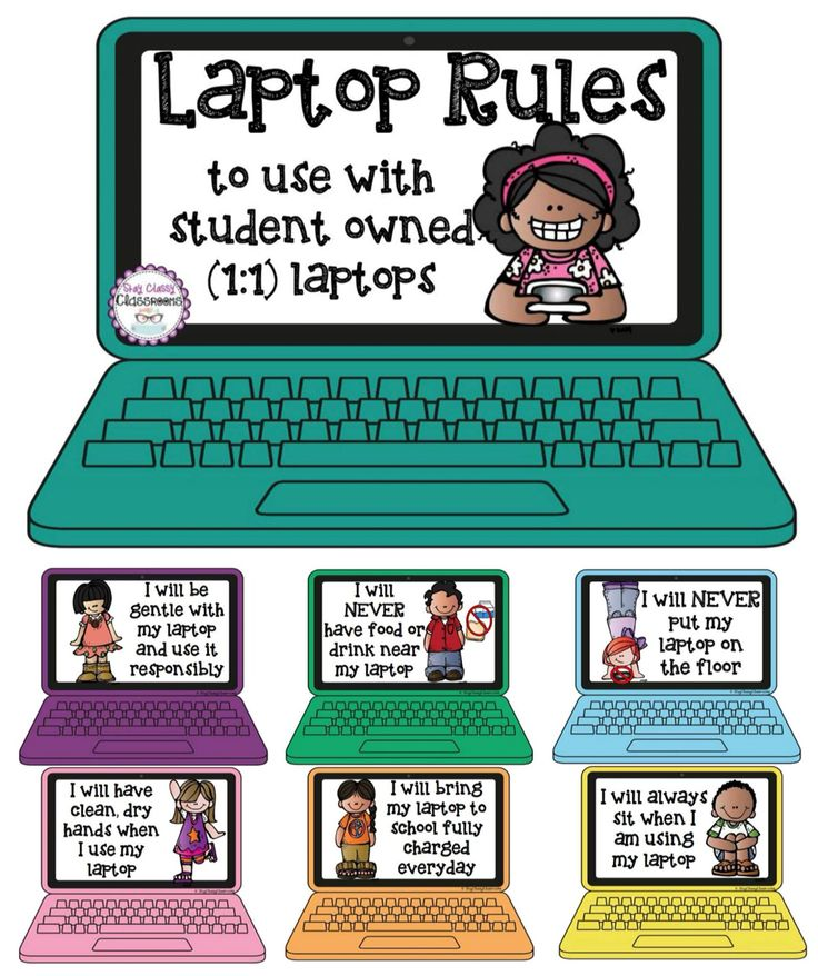 Tips for Managing Laptops in the Classroom