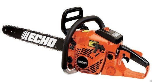 Echo CS-370 16″ Gas Chainsaw - The Echo CS-370 is an effective mid-sized chainsaw that can be used for most tasks. Its light design offers good maneuverability and reduces fatigue, making it an excellent chainsaw.
