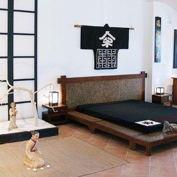 M s de 1000 ideas sobre cama japonesa en pinterest camas - Camas estilo japones ...