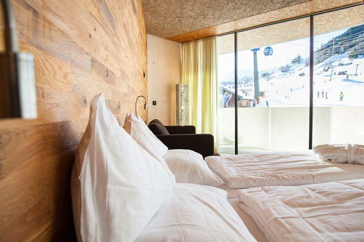 Guest Rooms / Arlmont Hotel Sankt Anton am Arlberg
