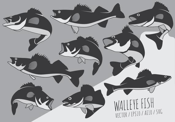 Download Fishing Logo Free Vector Art 668 Free Downloads In 2021 Vector Art Design Vector Art Fish Illustration