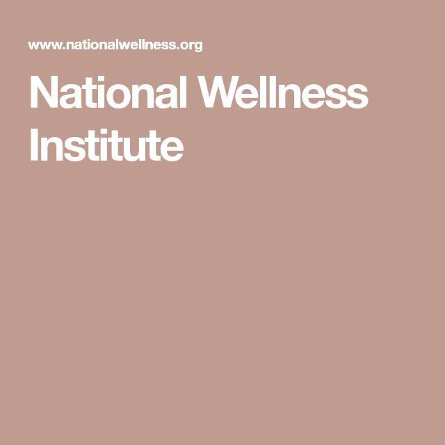 National Wellness Institute
