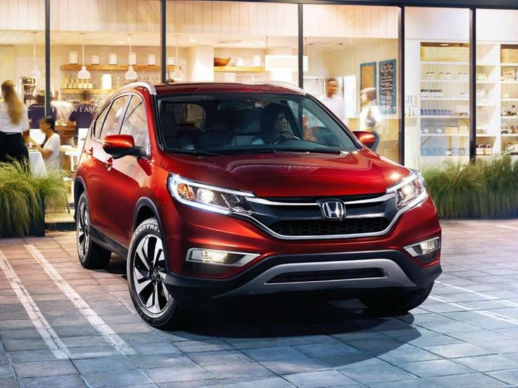 Unique Crv touring 2016