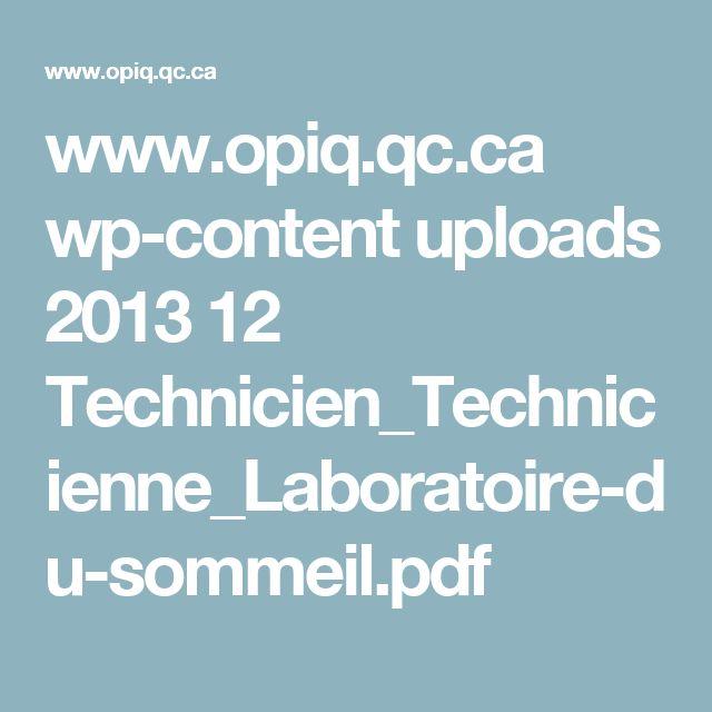 www.opiq.qc.ca wp-content uploads 2013 12 Technicien_Technicienne_Laboratoire-du-sommeil.pdf