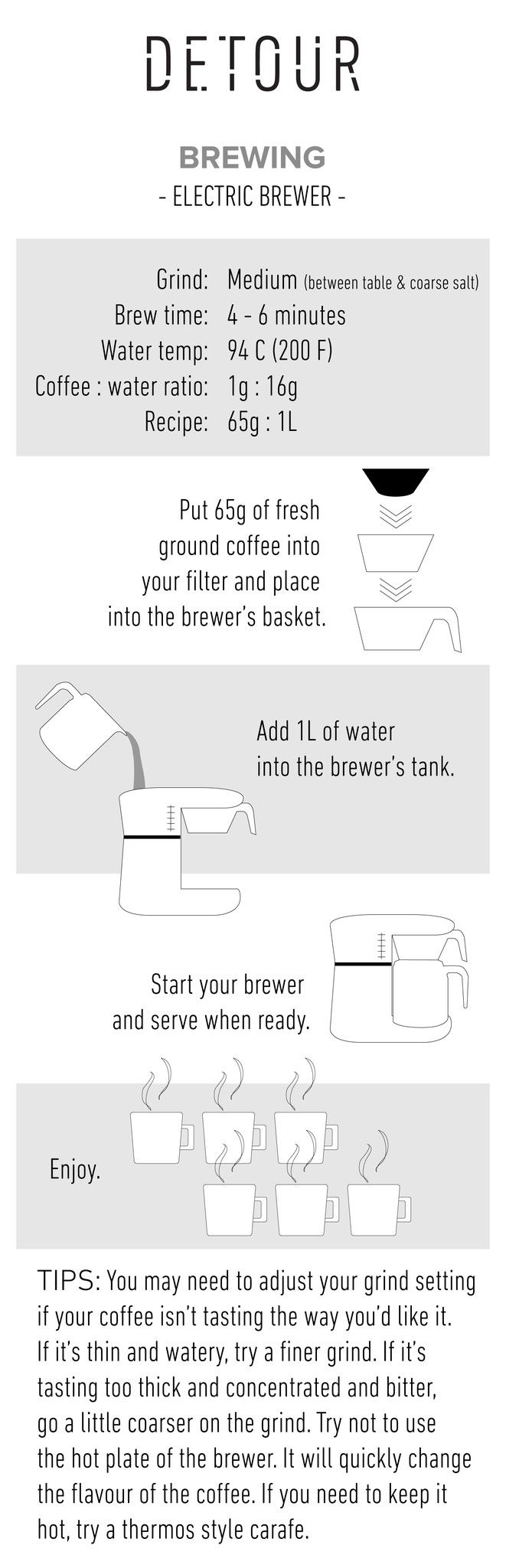 Brewing-coffee-machines