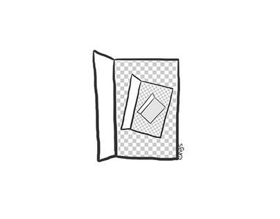 "Check out new work on my @Behance portfolio: ""Imagine the door"" http://be.net/gallery/40842011/Imagine-the-door"